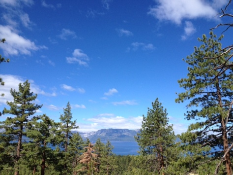 Passing Shot: South Lake Tahoe's Zephyr Cove - Douglas County Nevada