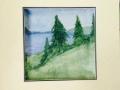 Eco-art, Watercolor