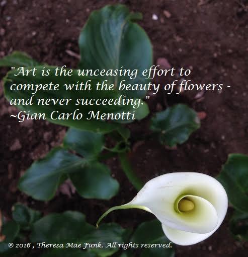 Menotti's Lily